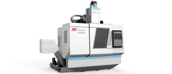 VM Series 5 Axis Vertical Machining Center